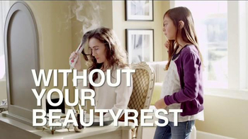 Beautyrest TV Spot, 'Burnt Hair' Song by Roger Hodgson - Thumbnail 4