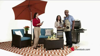 Overstock.com TV Spot, \'BBQ King\'