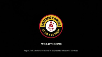 NHTSA TV Spot, 'El Cinturon' [Spanish] - Thumbnail 9
