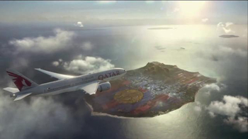 Qatar Airways TV Spot, 'FC Barcelona' - 746 commercial airings