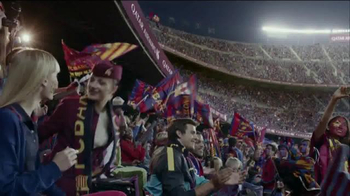 Qatar Airways TV Spot, 'FC Barcelona' - Thumbnail 9