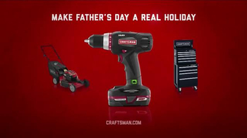 Craftsman TV Spot, 'The Bonfire of Bad Gifts For Dad' - Thumbnail 8