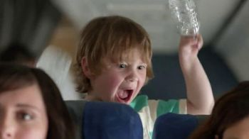 Skinny Cow Dreamy Clusters TV Spot, 'Airplane'