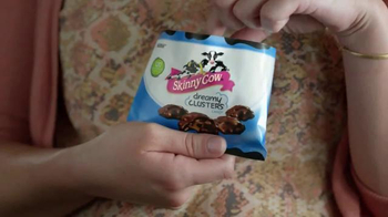 Skinny Cow Dreamy Clusters TV Spot, 'Airplane' - Thumbnail 2