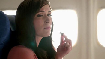 Skinny Cow Dreamy Clusters TV Spot, 'Airplane' - Thumbnail 3