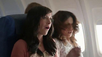 Skinny Cow Dreamy Clusters TV Spot, 'Airplane' - Thumbnail 6