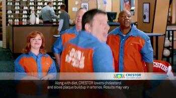 Crestor TV Spot, 'Bowling' - Thumbnail 5