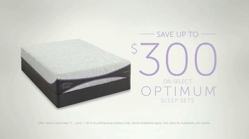 Sealy Optimum Mattress TV Spot - Thumbnail 10