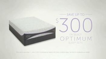 Sealy Optimum Mattress TV Spot - Thumbnail 8
