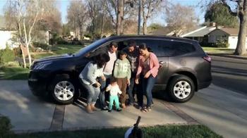 2014 Chevrolet Cruze LT TV Spot, 'Mes de Celebraciones' [Spanish] - Thumbnail 2