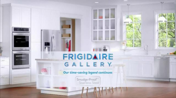 Frigidaire Time-Saving Legend Continues TV Spot, 'Zoe & Carter' - Thumbnail 9