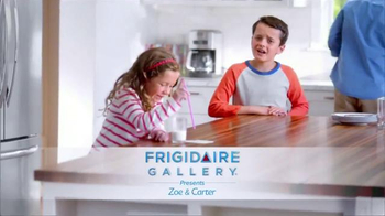 Frigidaire Time-Saving Legend Continues TV Spot, 'Zoe & Carter' - Thumbnail 1