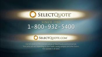 Select Quote TV Spot, 'Bill' - Thumbnail 10