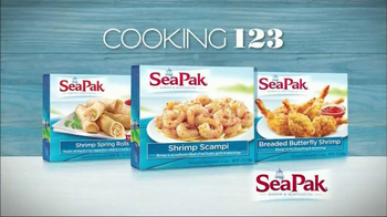 SeaPak Cooking 123 TV Spot, 'Grill it up Right' - Thumbnail 3
