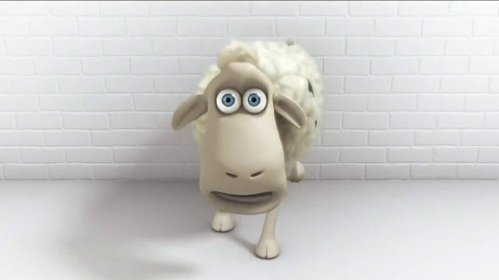 Serta Tv Commercial Counting Sheep And Cross The Line