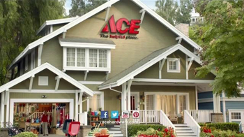 ACE Hardware TV Spot, \'Make The Most of Your Memorial Day Weekend\'