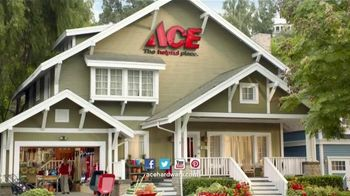 ACE Hardware TV Spot, 'Make The Most of Your Memorial Day Weekend'