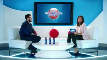 Finish Jet-Dry Rinse Agent TV Spot, 'Eliminate Spots & Residue' - 3677 commercial airings