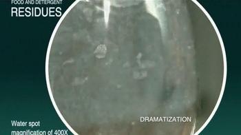 Finish Jet-Dry Rinse Agent TV Spot, 'Eliminate Spots & Residue' - Thumbnail 5