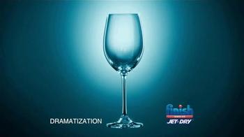 Finish Jet-Dry Rinse Agent TV Spot, 'Eliminate Spots & Residue' - Thumbnail 9