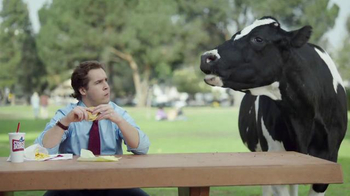 Chick-fil-A TV Spot, 'Copy Cow' - 225 commercial airings