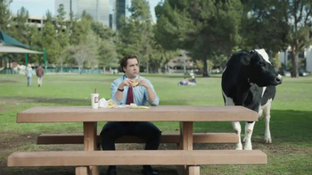 Chick-fil-A TV Spot, 'Copy Cow' - Thumbnail 4