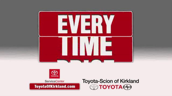 Toyota of Kirkland TV Spot, 'Spring Service Special' - Thumbnail 2