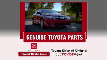 Toyota of Kirkland TV Spot, 'Spring Service Special' - Thumbnail 3