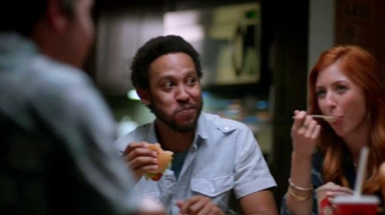 Wendy's Junior Bacon Cheeseburger TV Spot, 'Good Call' - Thumbnail 7