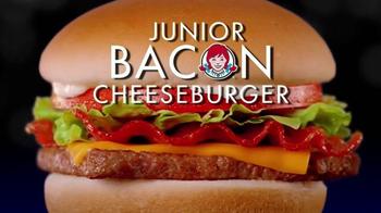 Wendy's Junior Bacon Cheeseburger TV Spot, 'Good Call' - Thumbnail 9