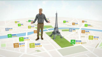 trivago TV Spot, 'Interactive Map' - 2110 commercial airings