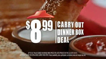 Pizza Hut Dinner Box TV Spot Featuring Blake Shelton - Thumbnail 6