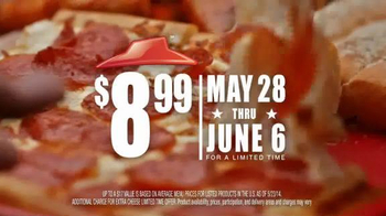 Pizza Hut Dinner Box TV Spot Featuring Blake Shelton - Thumbnail 7