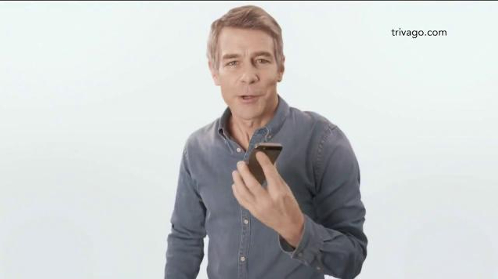 trivago TV Commercial, 'On the Go' Featuring Tim Williams