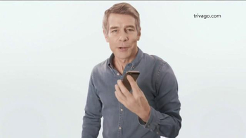 trivago TV Spot, 'On the Go' Featuring Tim Williams - 1888 commercial airings