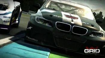 GameStop TV Spot, 'GRID Autosport'