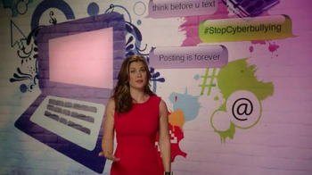 The More You Know TV Spot, 'Cyber Bullying' Featuring Alison Sweeney - Thumbnail 4