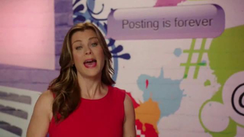 The More You Know TV Spot, 'Cyber Bullying' Featuring Alison Sweeney - Thumbnail 6