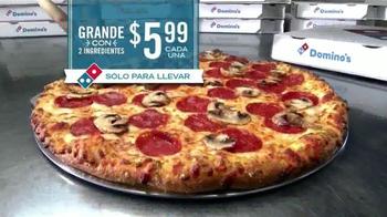 Domino's Pizza TV Spot, 'Feliz' [Spanish] - Thumbnail 10