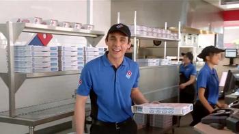 Domino's Pizza TV Spot, 'Feliz' [Spanish] - Thumbnail 3