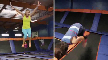 Sky Zone Indoor Trampoline Park TV Spot, 'Grow Young' - 132 commercial airings