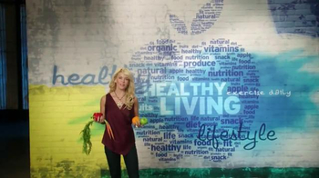 The More You Know TV Spot, 'Fruits & Vegetables' Feat. McKenzie Westmore