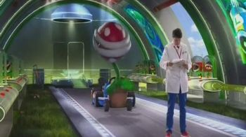 Mario Kart 8 TV Spot, 'Piranha Plant Test' - 545 commercial airings