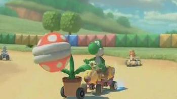 Mario Kart 8 TV Spot, 'Piranha Plant Test' - Thumbnail 5