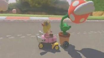 Mario Kart 8 TV Spot, 'Piranha Plant Test' - Thumbnail 6
