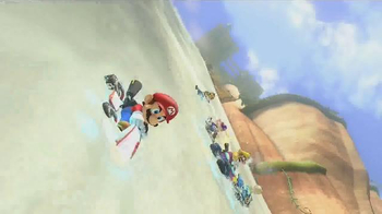 Mario Kart 8 TV Spot, 'Crazy Plunge Test' - Thumbnail 4