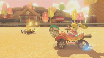Mario Kart 8 TV Spot, 'Crazy Plunge Test' - Thumbnail 7