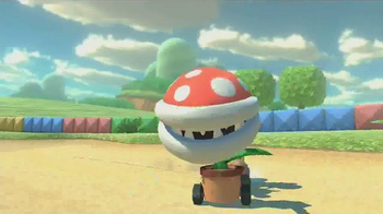 Mario Kart 8 TV Spot, 'Crazy Plunge Test' - Thumbnail 8