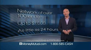 Money Mutual TV Spot, 'Time Flies' Featuring Montel Williams - 444 commercial airings