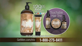 Wen Hair Care By Chaz Dean TV Spot Ft. Holly Robinson Peete - Thumbnail 9
